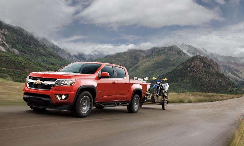 Chevrolet Colorado 2017, llega a México
