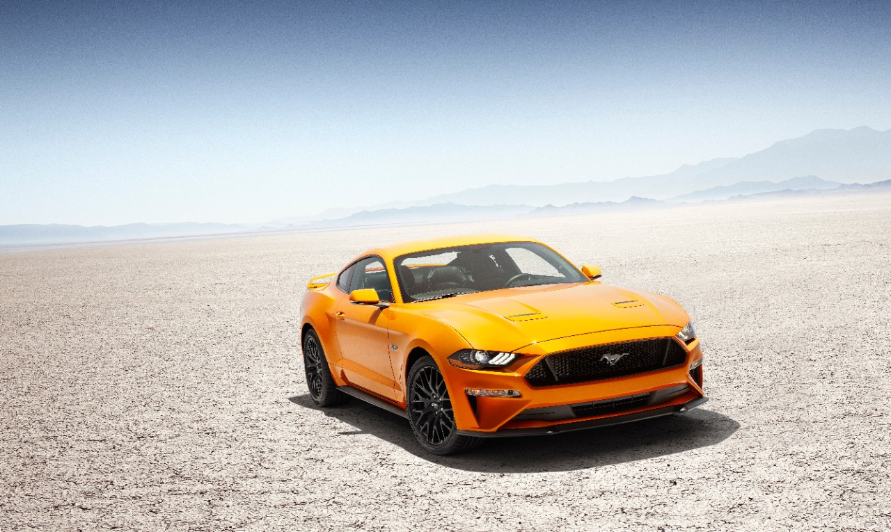 Nuevo Ford Mustang 7
