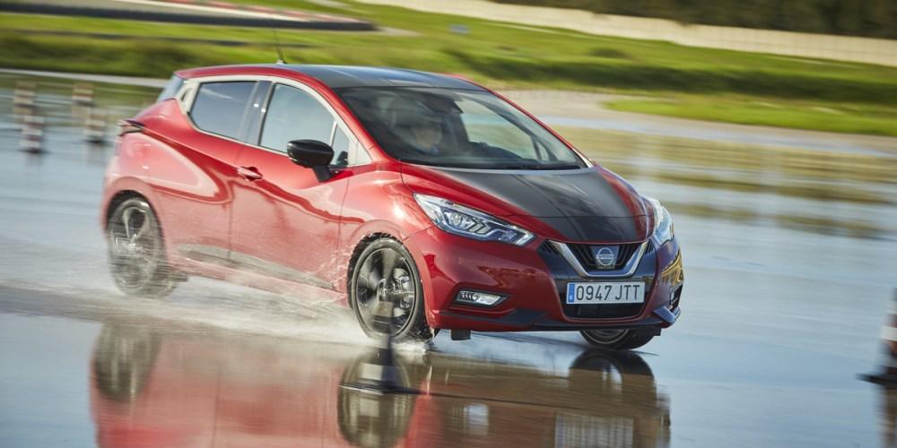 Nissan, el nuevo Micra (March) ya rueda por Europa