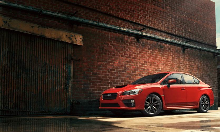 Auto Show de Detroit 2017: Subaru WRX y WRX STI