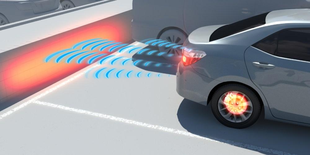 Toyota con nueva tecnología para reducir accidentes