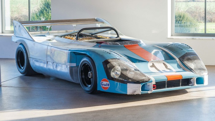 Un Porsche de 6 millones de dólares