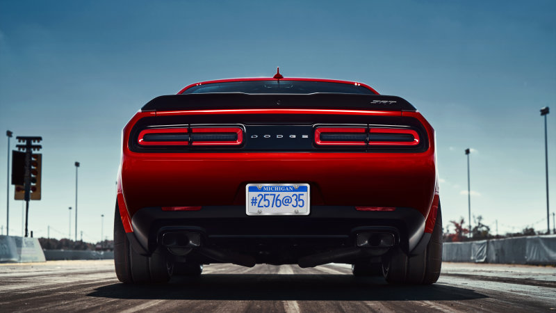 Auto Show de Nueva York: Dodge Demon