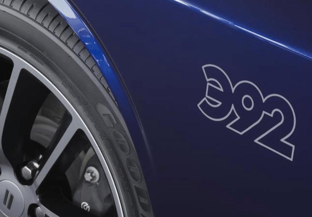 Dodge Challenger Mopar ´17 1