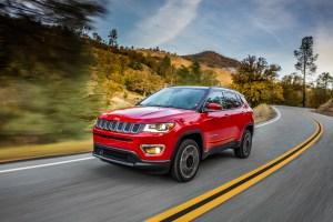 Jeep Compass 2018, un adelanto de nuestro contacto en Estados Unidos