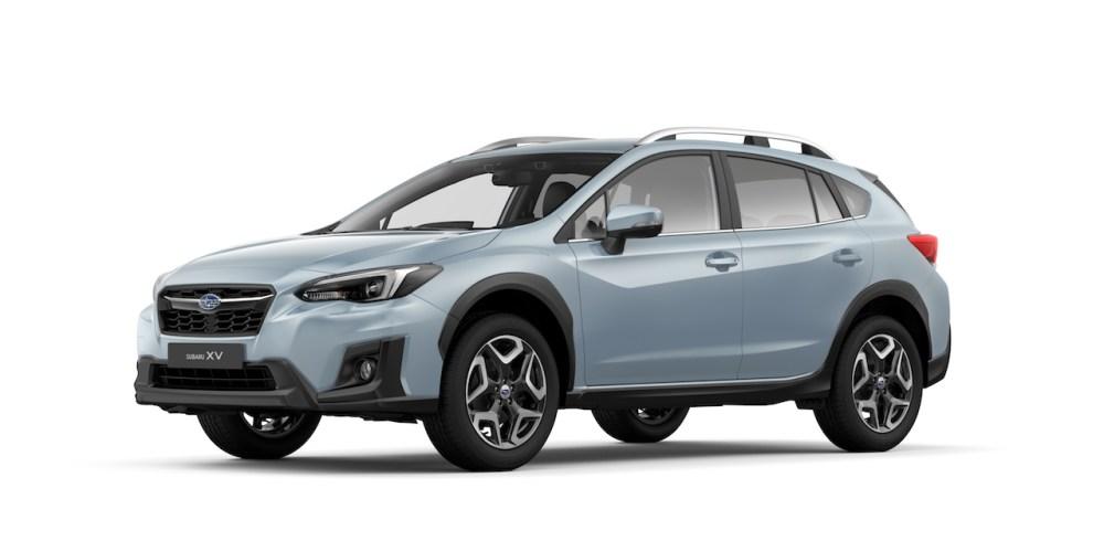 Autoshow de Ginebra, Subaru CROSSTREK 2018