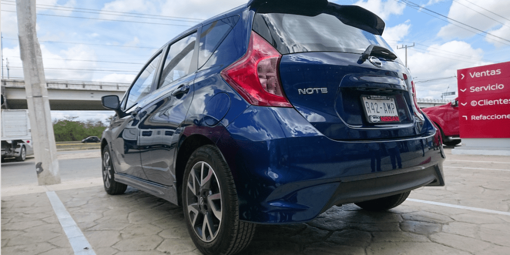 Nissan Note test-drive 2