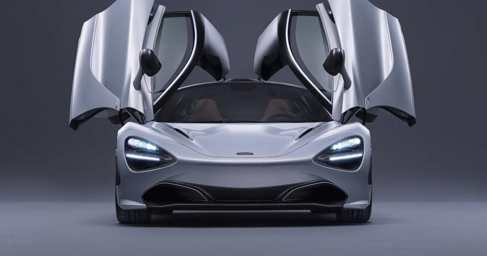 Auto Show de Ginebra 2017: McLaren 720S