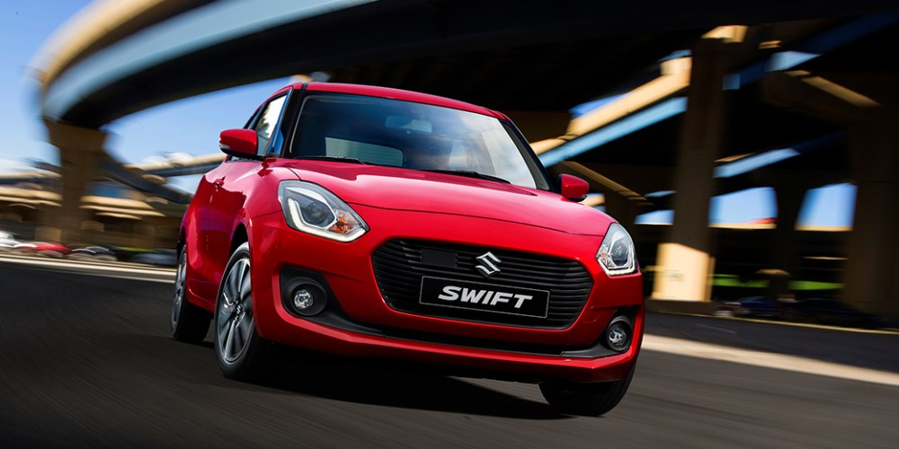 Suzuki Swift 2018, inicia ventas en abril a nivel mundial