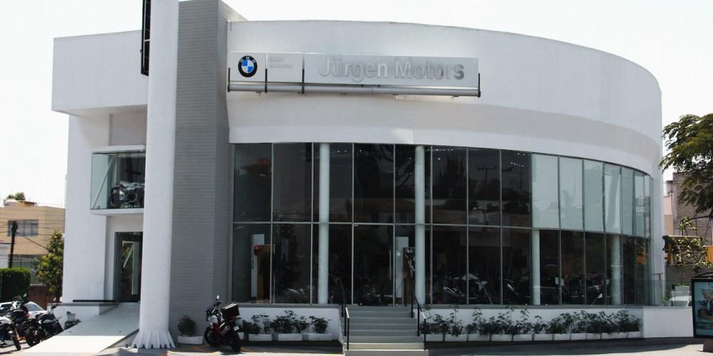 BMW Motorrad en Guadalajara: Jürgen Motors