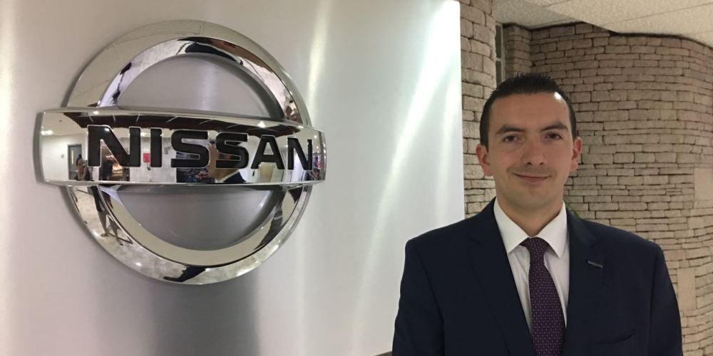Nissan anuncia a Daniel Pelayo como director de Posventa para México