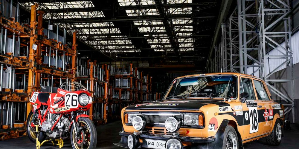 SEAT y Ducati , juntas con 150 años de historia