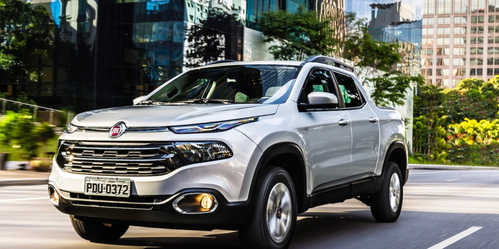 FIAT Toro, un Pick Up mediano que podría llegar a México
