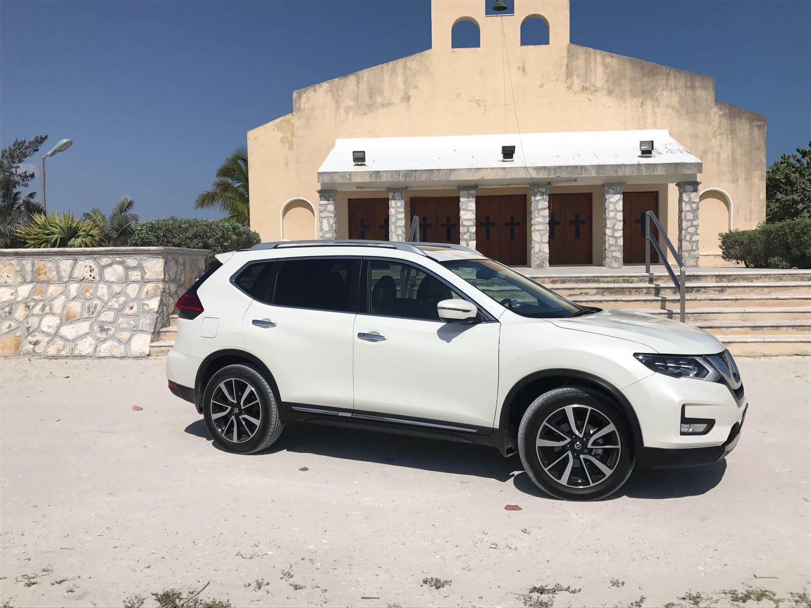playa2_Nissan_xtrail_2018_las_salinitas_las_coloradas_Merida_coche