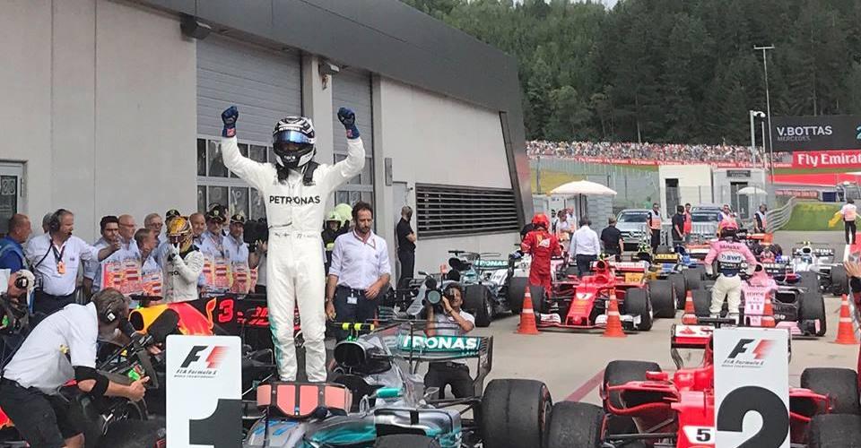 Mercedes se mantiene invicto en el Red Bull Ring