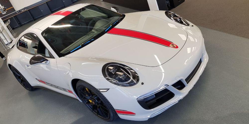 Nueva edición conmemorativa de los 15 años de Porsche en México