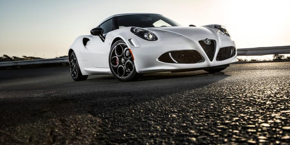 Alfa Romeo presume toda la gama en el Autódromo Hermanos Rodríguez