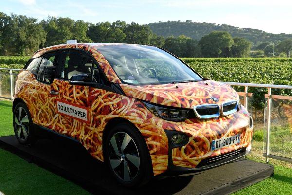 """BMW i3 """"Spaghetti Car"""""""