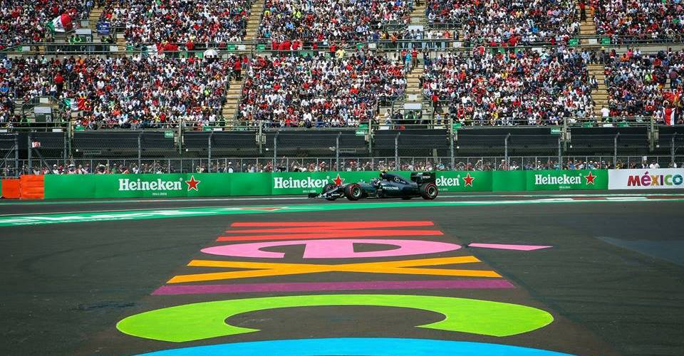 Con buen ritmo la venta de boletos para el Gran Premio de México