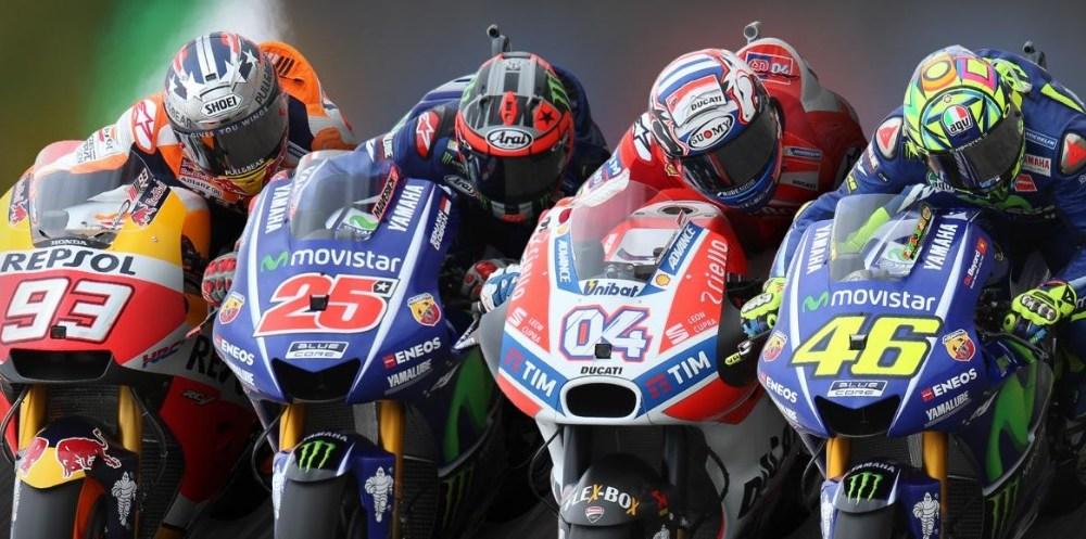 MotoGP llega a mitad de temporada