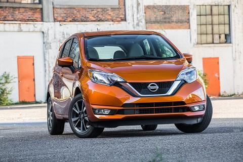 """Nissan NOTE es elegido como uno de los """"10 Mejores Vehículos para el Regreso a Clases"""" en Estados Unidos"""
