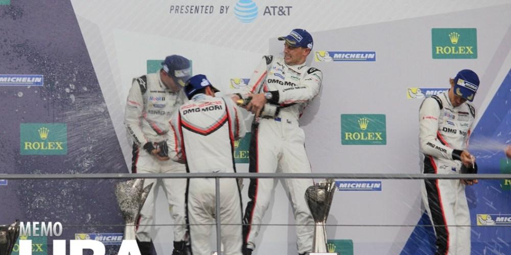 El Campeonato Mundial de Resistencia se despidió de México con la victoria de Porsche