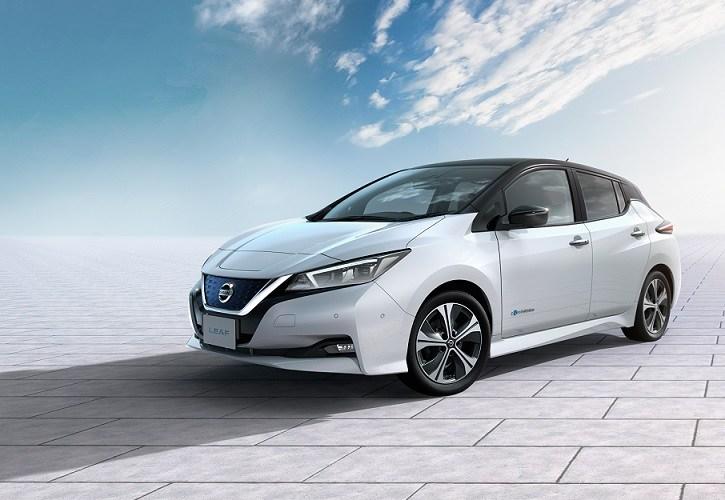 Nuevo Nissan Leaf 2018, lanzamiento internacional