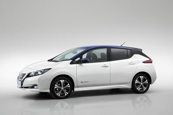 El nuevo Nissan LEAF fusiona la innovación eléctrica con las tecnologías ProPILOT Assist
