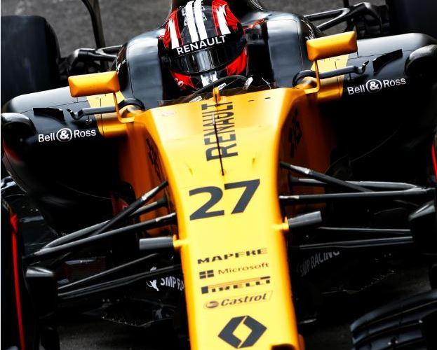 INFINITI anuncia la incorporación de Carlos Sainz al equipo RSF1 para 2018