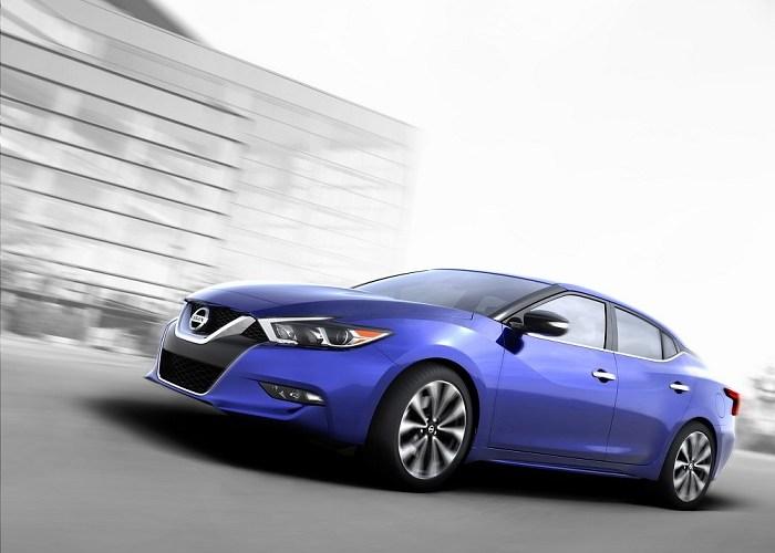 Nissan Maxima se posiciona como líder del segmento high de los sedanes