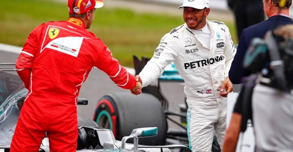 Lewis Hamilton destroza el crono y consigue su primera pole en Suzuka