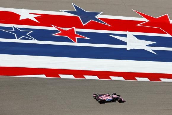 Sergio Pérez parte desde la novena posición en Austin