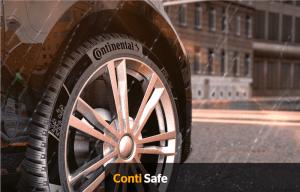 ContiSafe, tu mejor aliado en el camino