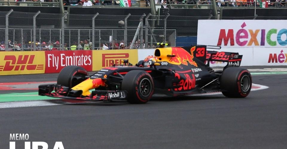Verstappen gana y Hamilton se lleva la gloria en el Gran Premio de México