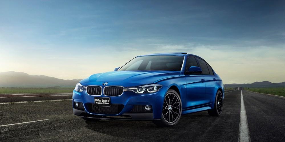 Ya en México el BMW Serie 3 M Sport Edition