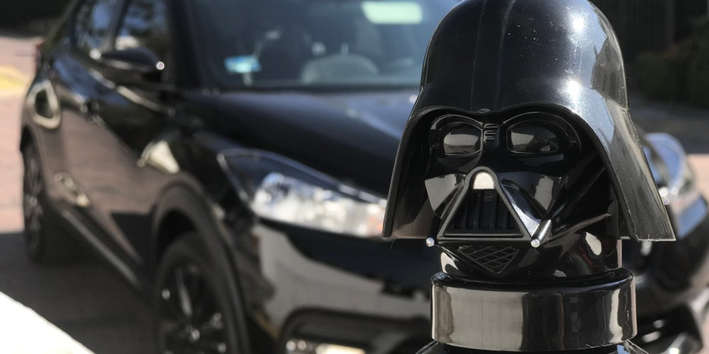 A prueba, Nissan Kicks Dark Light