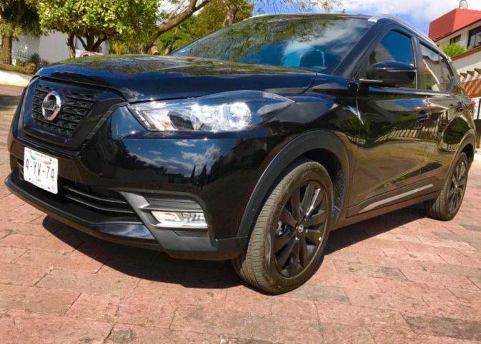 Nissan presenta Kicks Dark Light: solo hay 500