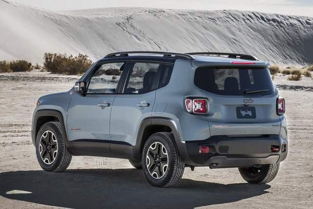 Lista de precios de los vehículos Jeep 2017-2018