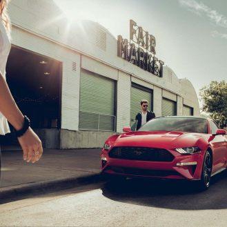 7. Mustang Estilo y Adrenalina