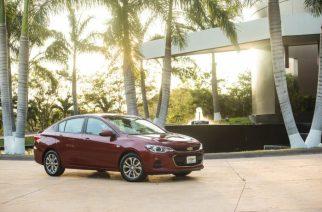 Llega el Chevrolet Cavalier 2018 con transmisión manual