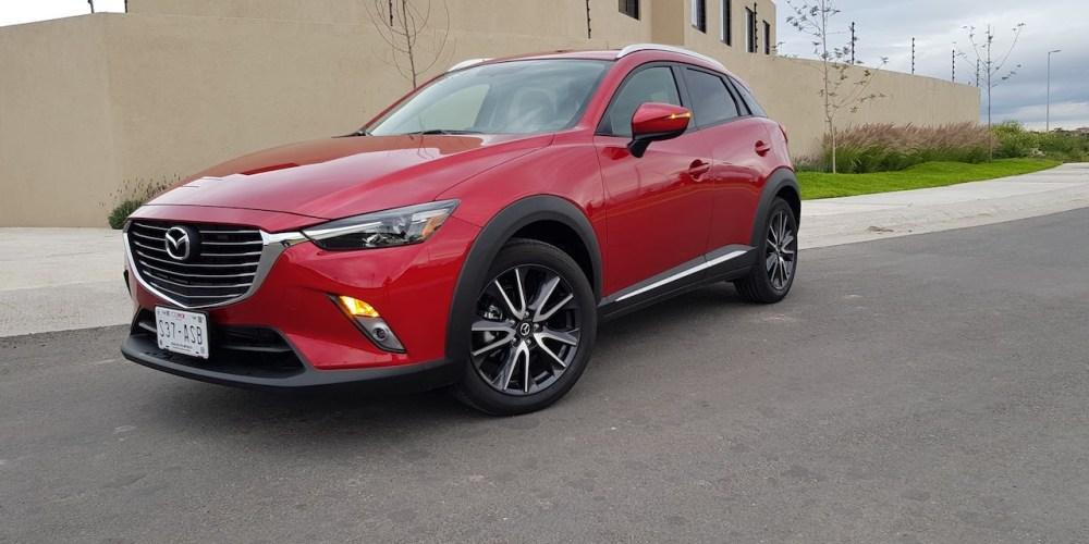 Mazda CX3 2018, nuestra prueba de manejo