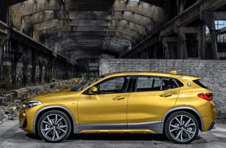 Llega a los distribuidores el nuevo BMW X2