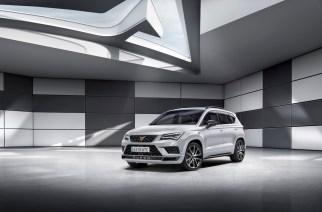 SEAT CUPRA, la nueva marca deportiva automotriz lanza el Ateca CUPRA