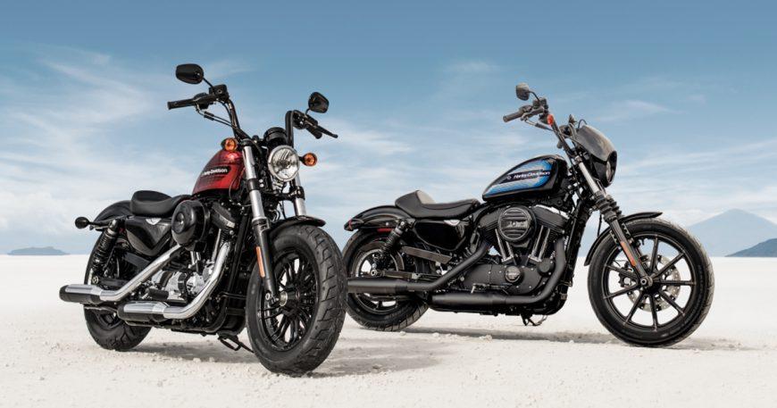 Harley-Davidson extiende su línea con los modelos Forty-Eight® Special y Iron 1200™