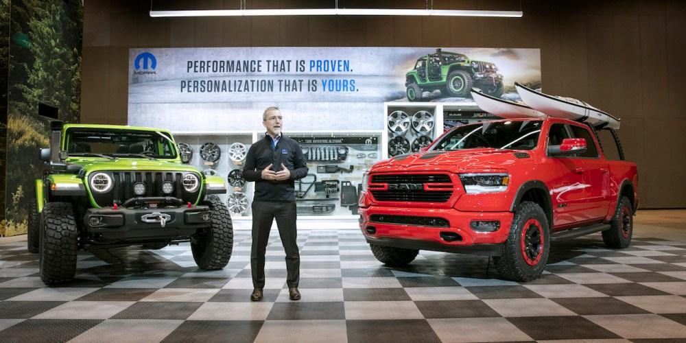 Autoshow de Chicago 2018, MOPAR Y RAM, lo mejor para personalizar la 1500
