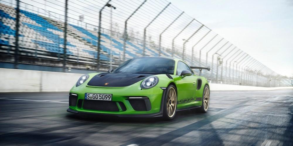 Nuevo Porsche 911 GT3 RS, 520 hp y ¡sin turbo!