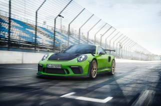 Nuevo Porsche 911 GT3 RS, 520 hp. y sin turbo!