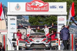 Toyota Gazoo Racing anuncia un 2018 lleno de competencias