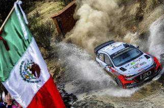 ¡El WRC México será una verdadera fiesta!