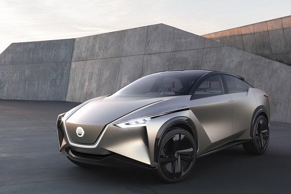 Autoshow de Ginebra 2018, Nissan IMx KURO Concept